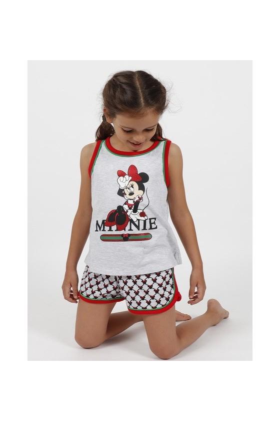 Pijama niña Disney 55096