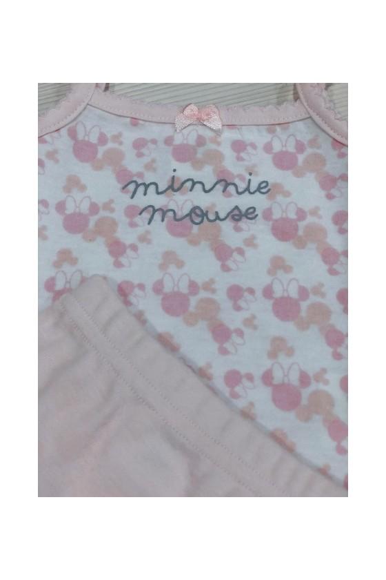 Pijama Disney Bebe Minnie