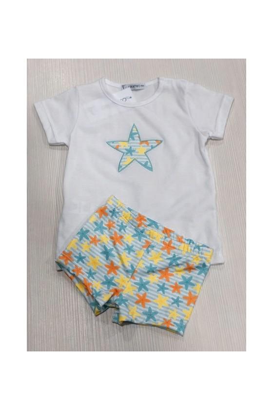 Conjunto Calamaro Estrella Mar