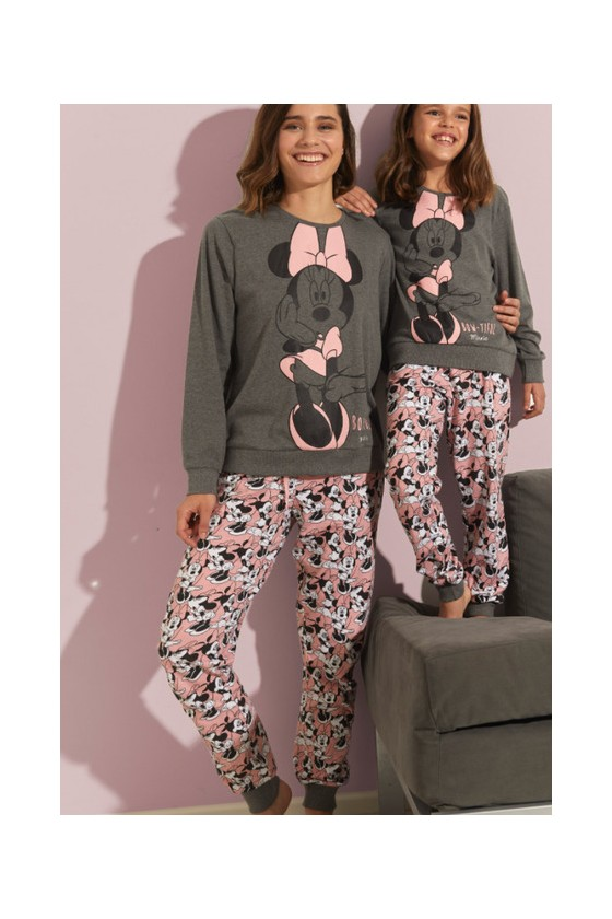 Pijama Minnie Mouse 55472.