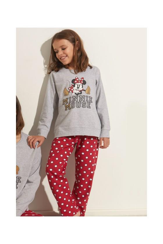 Pijama Minnie Mouse 55470.