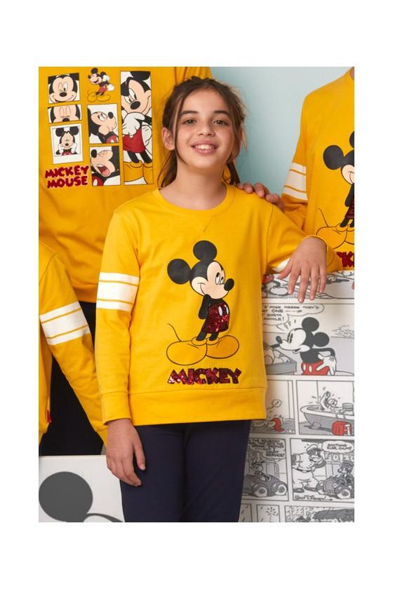 Pijama Mickey Mouse 55466.