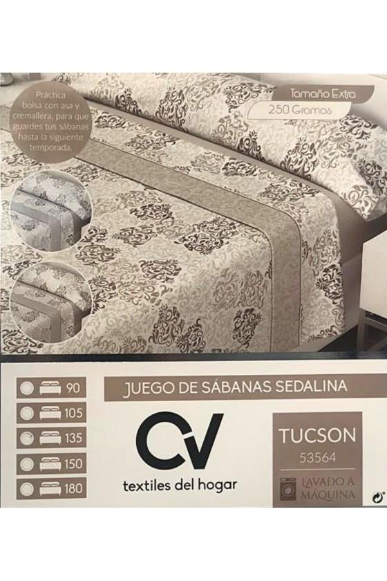 SÁBANAS SEDALINA TUCSON