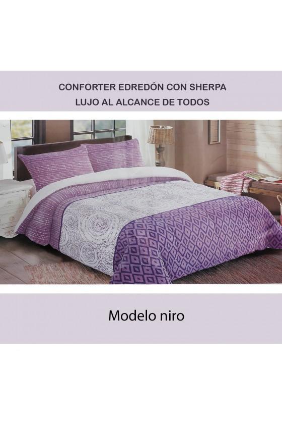 EDREDÓN SHERPA NIRO