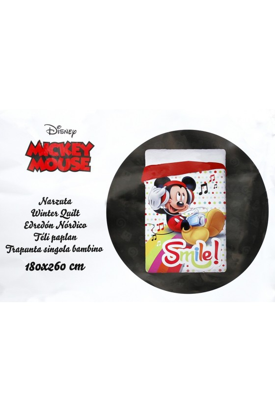 EDREDÓN NÓRDICO MICKEY MOUSE